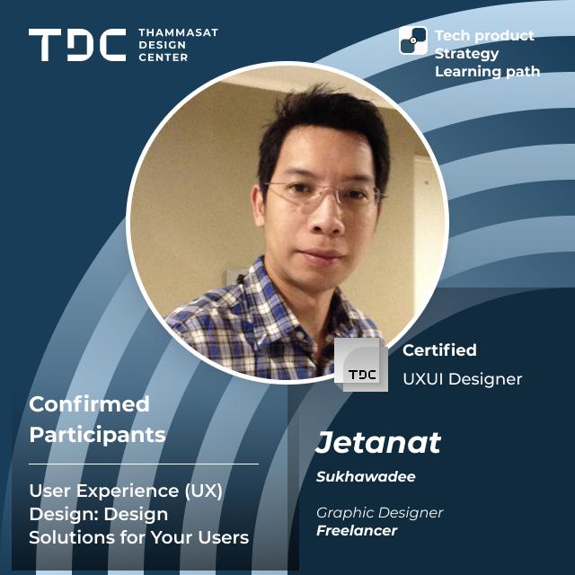 Confirmed Participants - 40 - UX