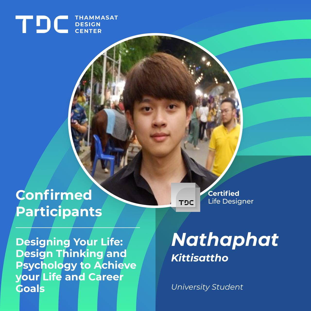 Life Design _ Confirmed Participants – 8