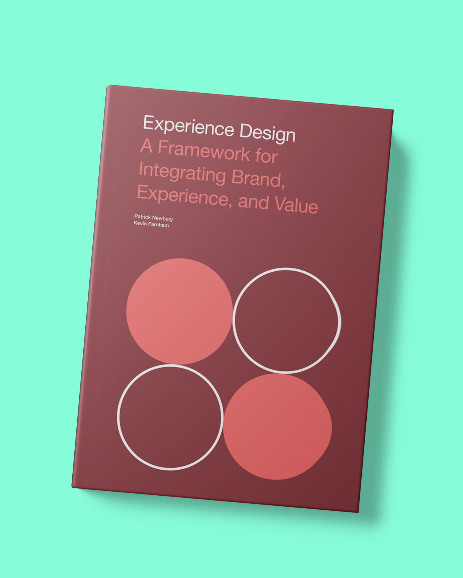 TDC | Behavior design - Book_Experience Design- A Framework for Integrating Brand, Experience, and Value