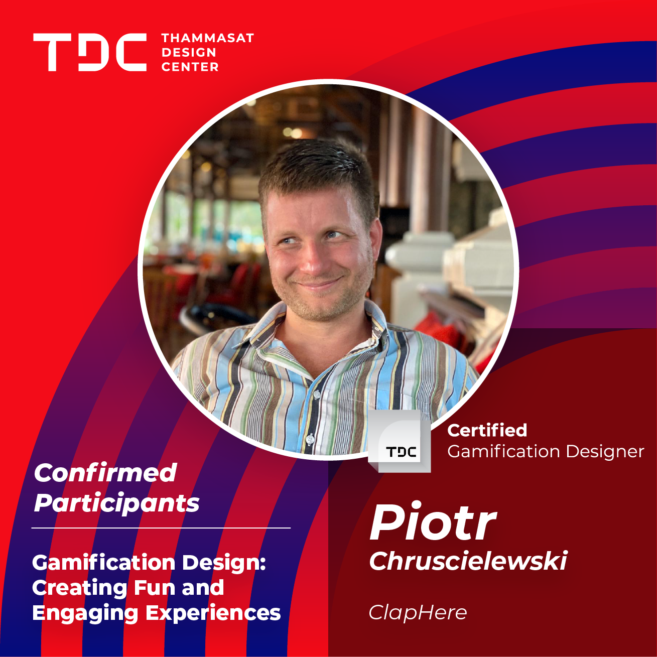 TDC | Gamification[1] - Confirmed Participants-01
