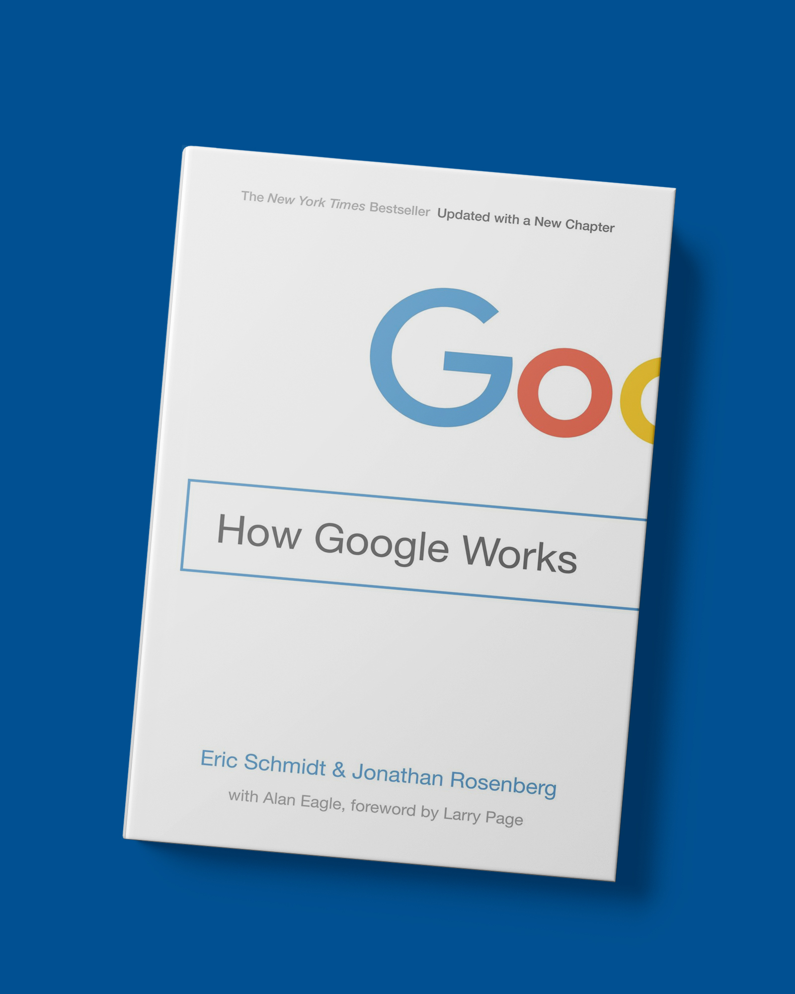 TDC | Workplace design - Book_How Google Works