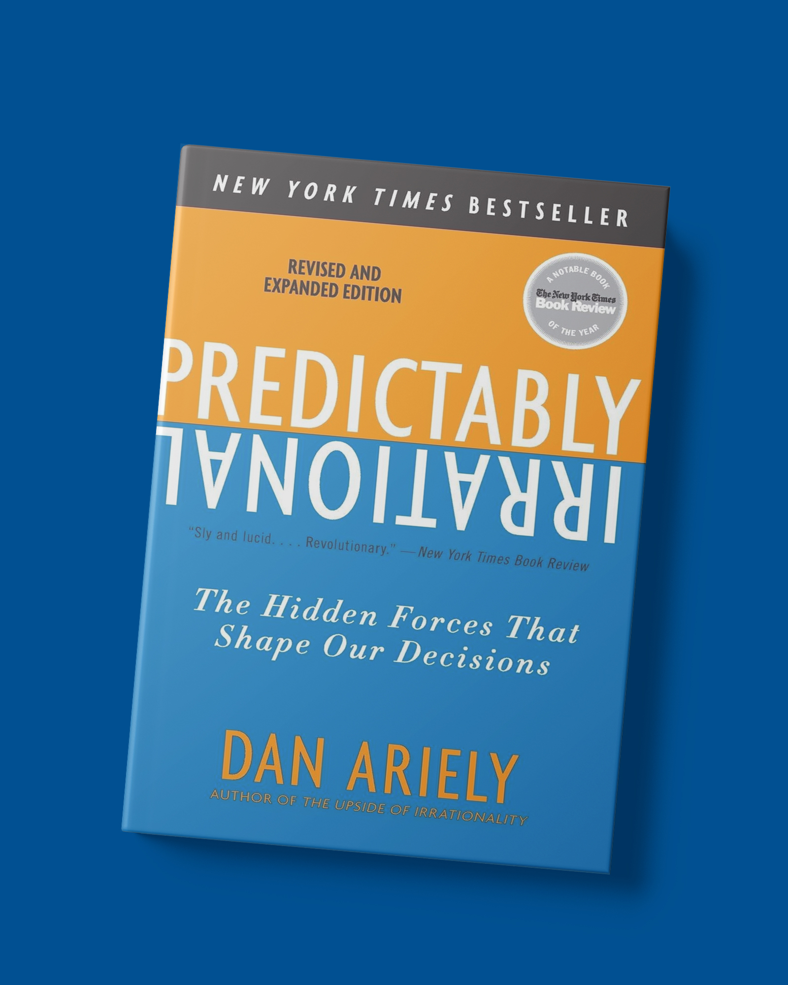 TDC | Workplace design - Book_Predictably Irrational
