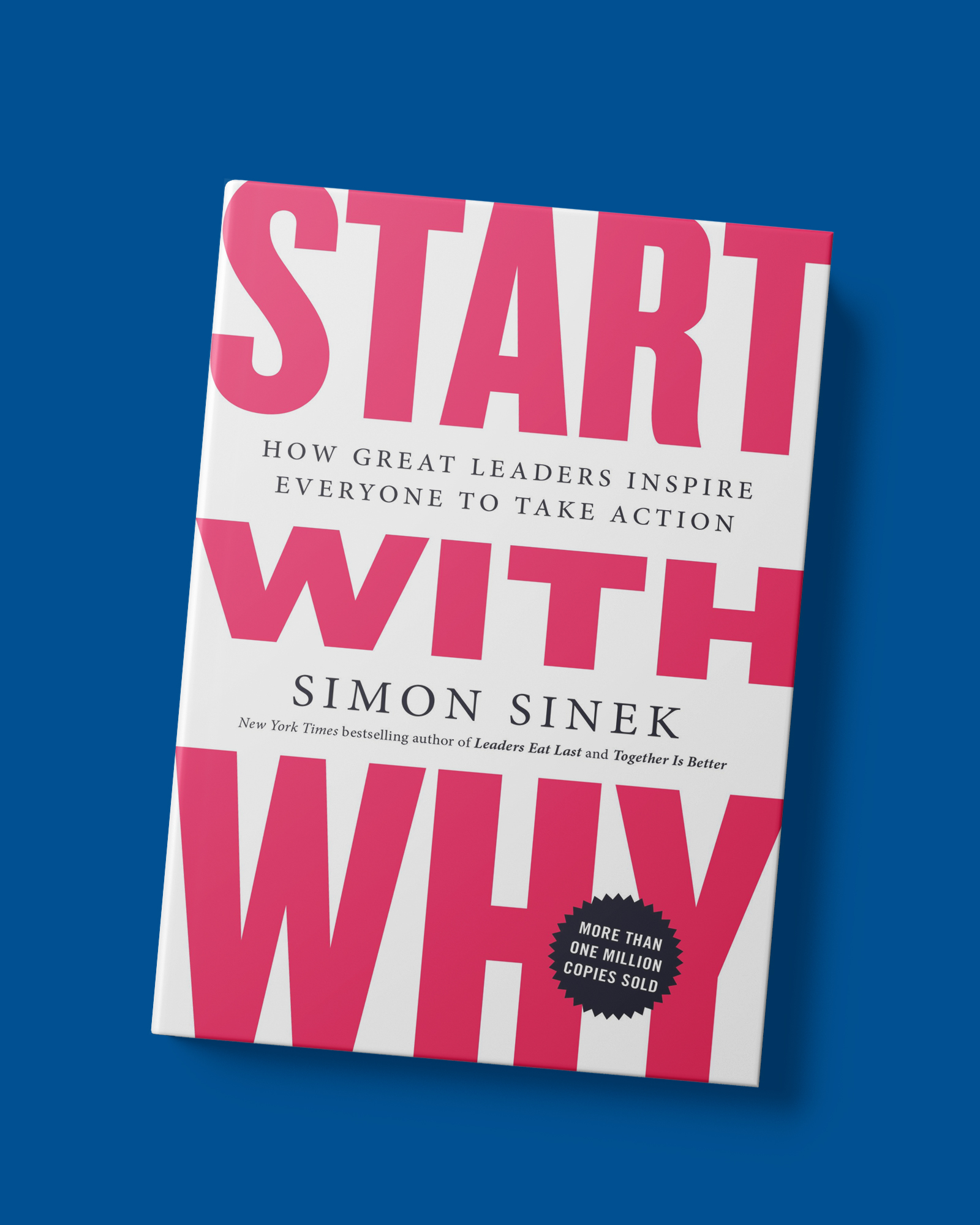 TDC | Workplace design - Book_Start with Why