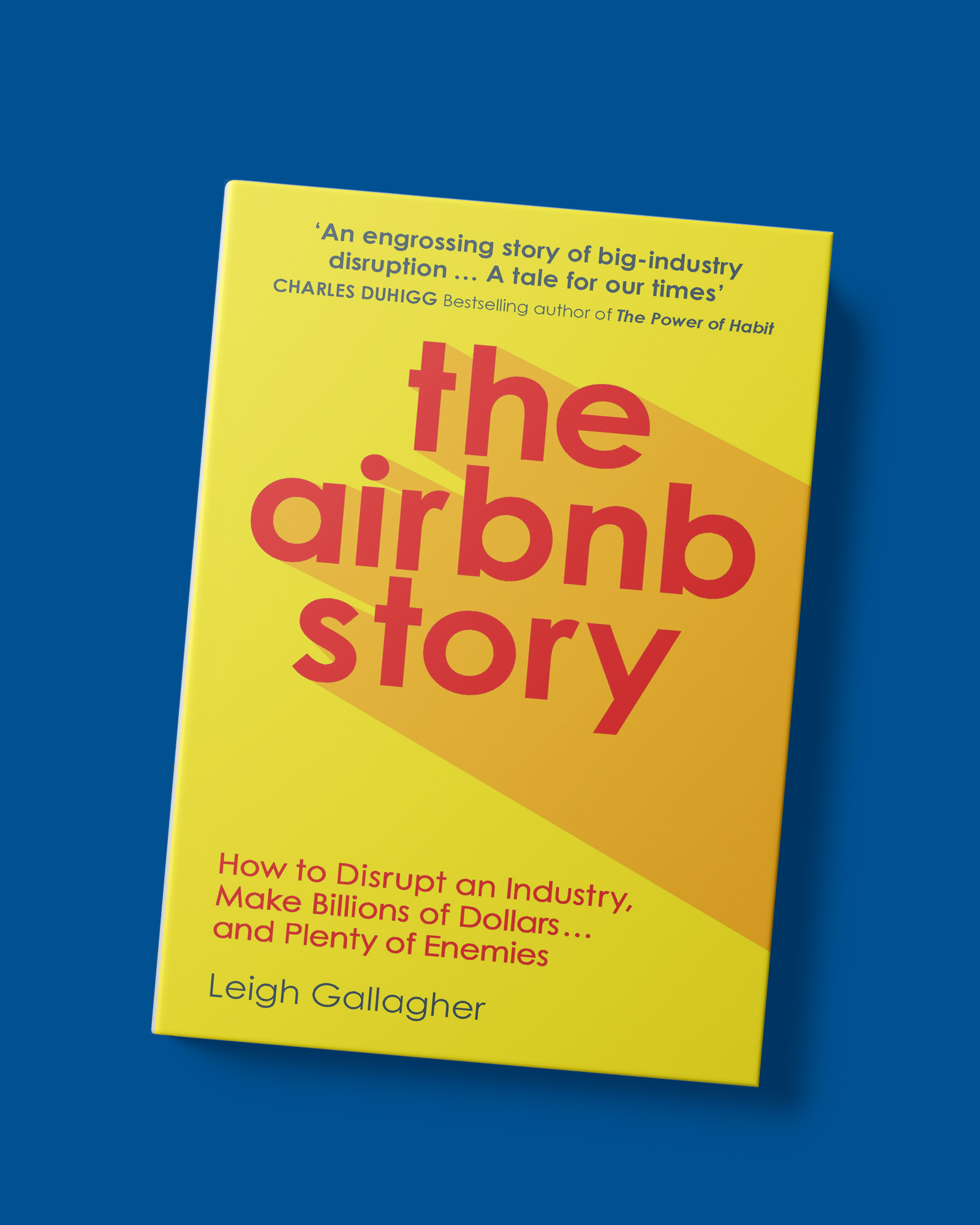 TDC | Workplace design - Book_The Airbnb Story