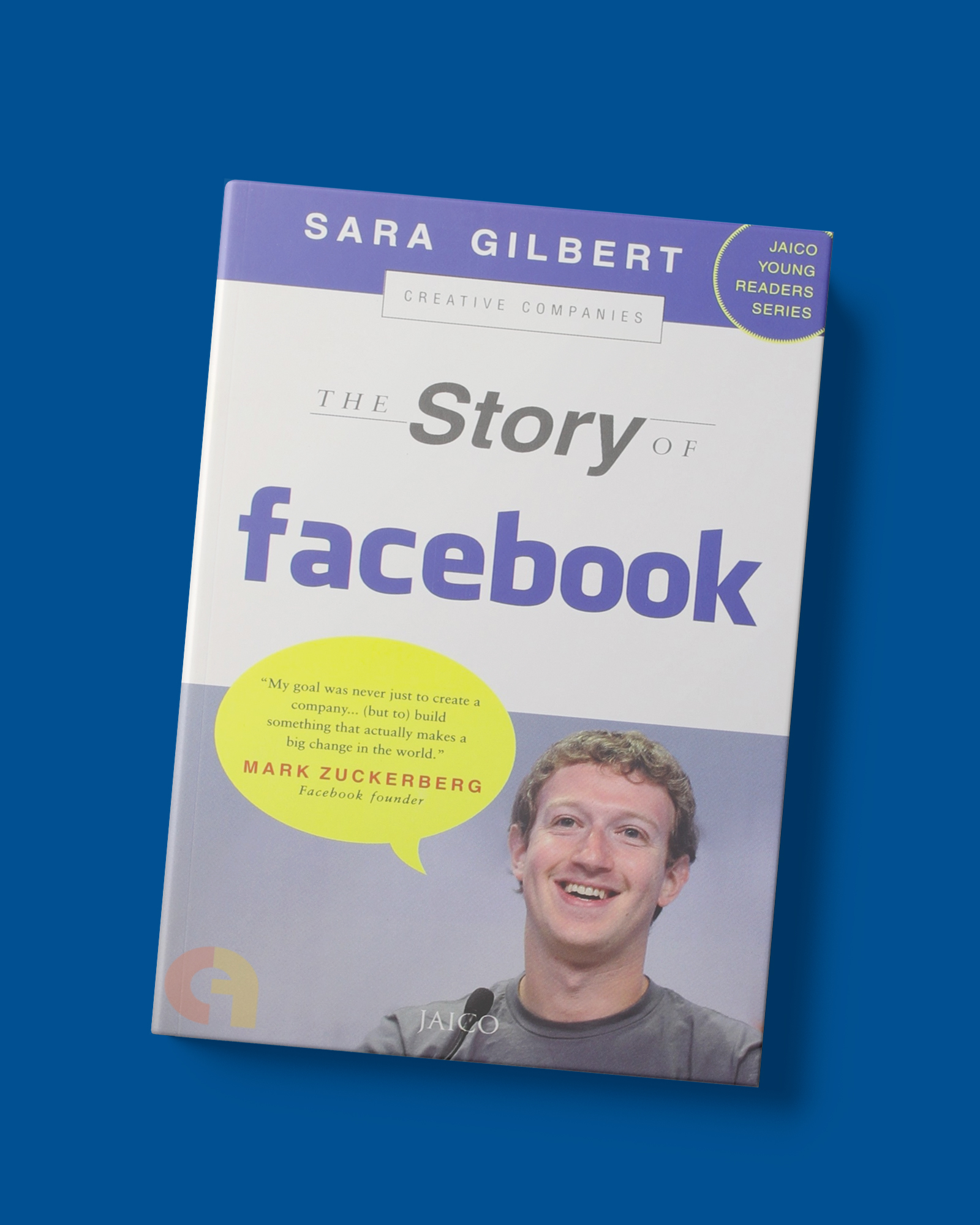 TDC | Workplace design - Book_The Story of Facebook
