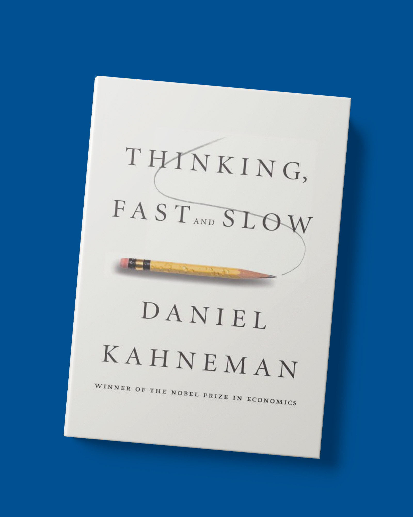 TDC | Workplace design - Book_Thinking Fast and Slow